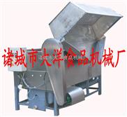 麻辣花生米油炸锅-自动油水混合油炸机