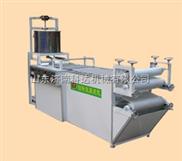 黑龙江生产干豆腐的设备多少钱,哪里能买到干豆腐机器,全自动干豆腐机厂家