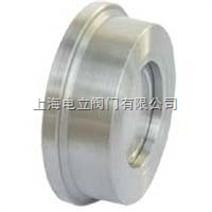 SH71W-25P对夹升降式止回阀(不锈钢)