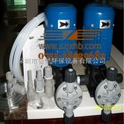 AB药剂加药泵 止回阀 多功能阀 卧式离心泵
