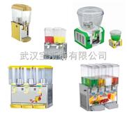 武漢雙缸果汁機冷熱飲料機廠價直銷