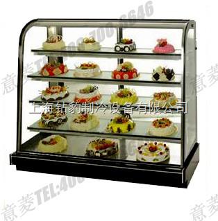 yl-9-欧式豪华蛋糕柜(落地式五层)