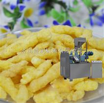 供应全自动油炸粟米条奇多食品生产设备