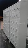 50门手机柜斜顶式手机柜 斜顶式储物柜 斜顶式更衣柜