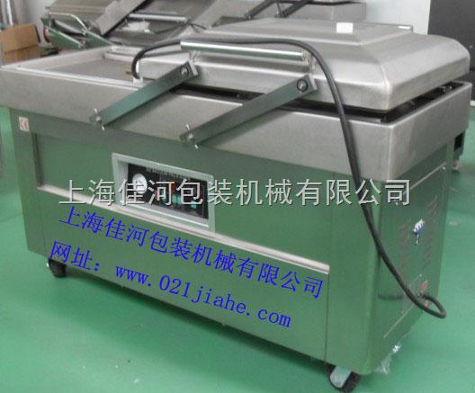 香肠火腿、DZQ-500 600/2S双室真空机