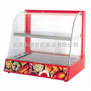 唯利安 WYK-896 弧形玻璃烤腸機 熱狗機 玻璃罩烤腸機