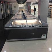 大庆超市冷柜厂家直销_大庆冷柜找浩爽制冷