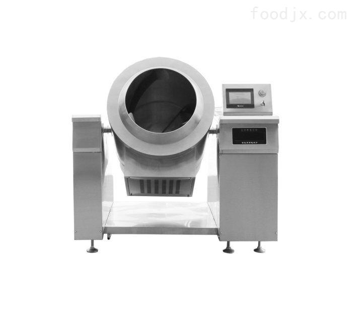 方宁电磁自动炒货机 360度滚筒式旋转