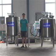 本溪市(500L)鲜奶不锈钢贮存制冷设备