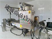 【新款油炸机上市】天津手抓鱼油炸机 网带自动输送体积小产量高