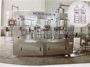 沖洗、灌裝四合一山泉水飲料生產線