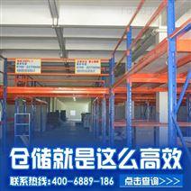 广州三层阁楼货架,就找牧隆货架厂