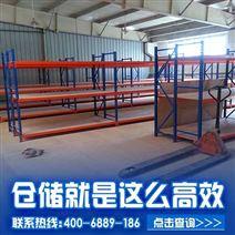 高质量阁楼中型货架,牧隆厂家专业生产