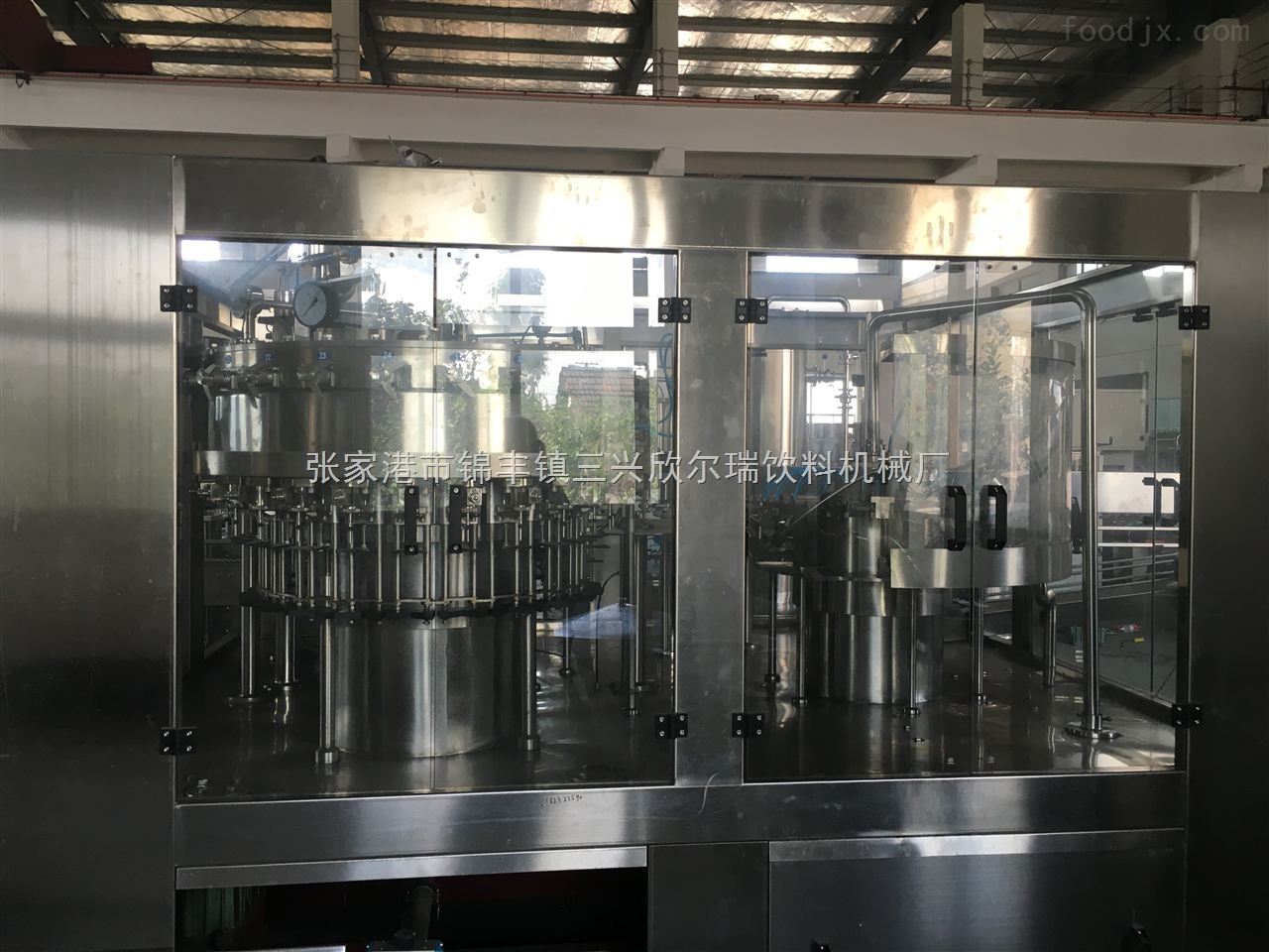 灌装机瓶装水全套生产设备