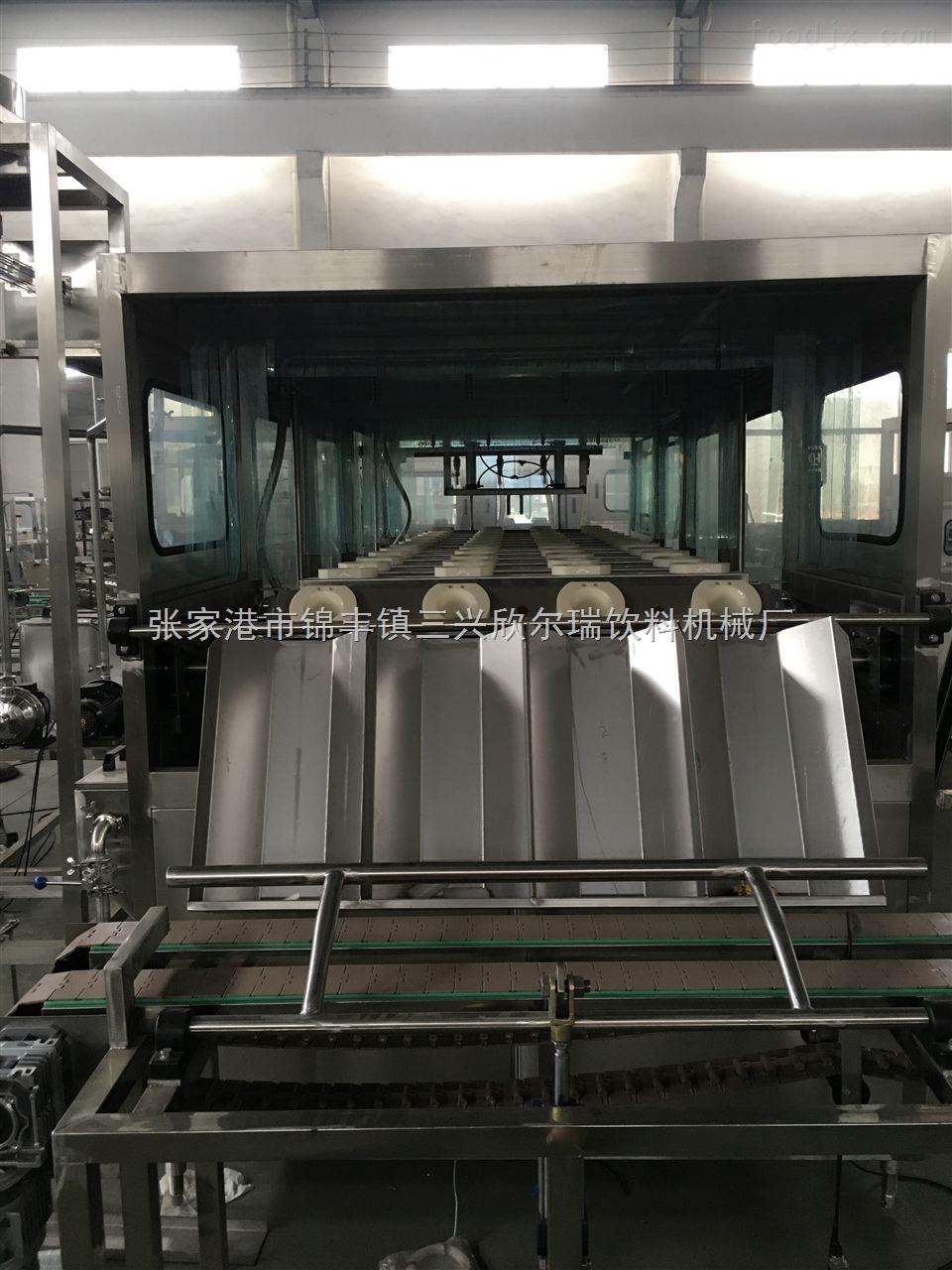 大桶装矿泉水生产线
