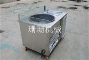 电加热炒货机小型坚果全电炒货机-适合个人小本创业的炒货设备