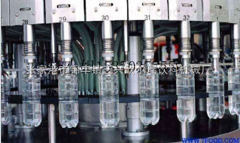 瓶装纯水3合1灌装机设备