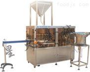 灌裝機/廣州包裝機/顆粒灌裝旋蓋一體機