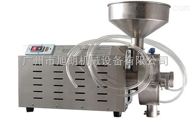 低温荞麦磨粉机日常维护和保养