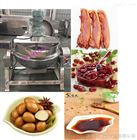 供应电加热炖肉卤肉夹层锅
