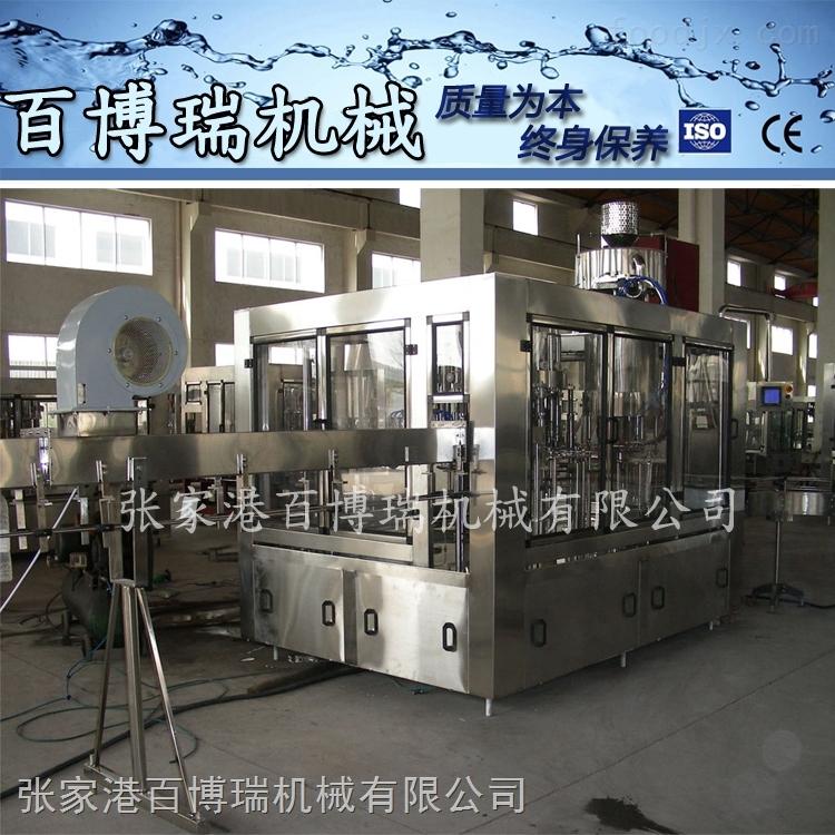 厂家供应全套果汁果肉灌装机生产设备18-18-6BBRN576