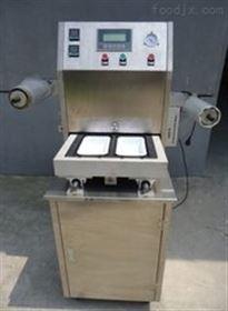 THS-402型两盒出香肠气调锁鲜包装机