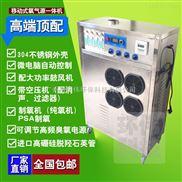 HW-O2-O3-100g-大型高温果蔬冷库杀菌臭氧消毒机、低温冷库除臭灭菌臭氧发生器