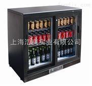 小型卧式展示冰柜_商用卧式冷藏柜