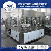 CGF24-24-8全自动茶饮料三合一灌装机