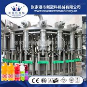 CGF24-24-8茶饮料三合一灌装机