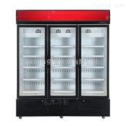三门立式冷冻柜 三门冷冻展示柜
