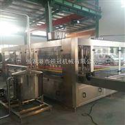8000瓶/小時-廠家直銷果汁飲料熱灌裝機 熱灌裝生產線