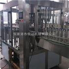 玻璃瓶碳酸饮料生产线 全自动含气鸡尾酒灌装机