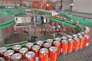 易拉罐飲料灌裝機設備