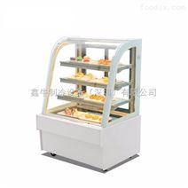 蛋糕柜冷藏柜弧形立式商用展示柜慕斯西点甜品熟食风冷冰柜保鲜柜