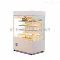 開放式三明治冷藏柜展示柜敞開式蛋糕柜水果壽司面包保鮮柜風幕柜