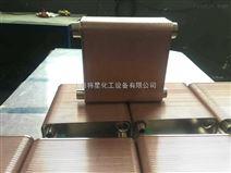 氟利昂钎焊换热器  空调板式水水换热器  液压油冷却器 福建液压设备专用冷却器