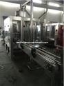 三合一果汁灌装机生产线