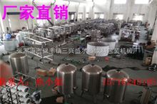 CGF全自动瓶装三合一苏打水灌装机
