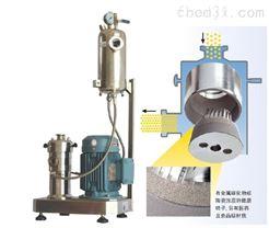 GMD2000/42.5%石墨烯NMP浆料研磨分散机