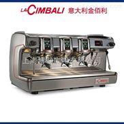 LACIMBALI 金佰利M100三頭半自動咖啡機