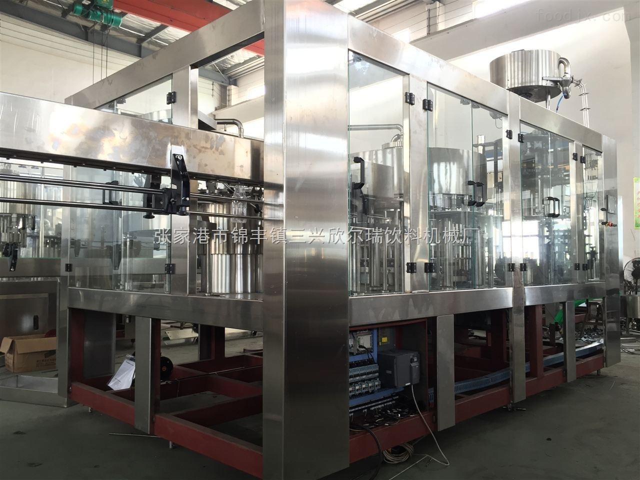 小瓶山泉水灌装设备生产厂家
