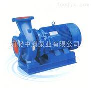 ISWR型臥式熱水管道離心泵價格《中澳泵》