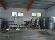 山东川一水处理供应6T双级反渗透纯净水设备/桶装纯水生产设备/瓶装水设备生产线