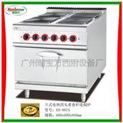 EH-887A立式电热煲仔炉