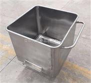 不锈钢料斗车 标准肉料车 精品小料车