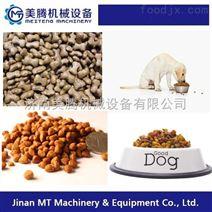 湿法工艺大型狗粮生产线 宠物食品设备