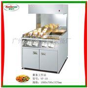 VF-10立式薯条工作站/麦肯鸡快餐设备/西式快餐设备/肯德基设备