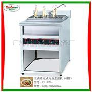 EH-876立式喷流式电热煮面机