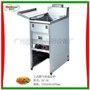 GF-3G立式燃氣控溫炸爐/燃氣炸爐
